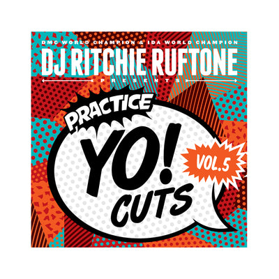 "Practice Yo! Cuts 12"" Vol. 5"