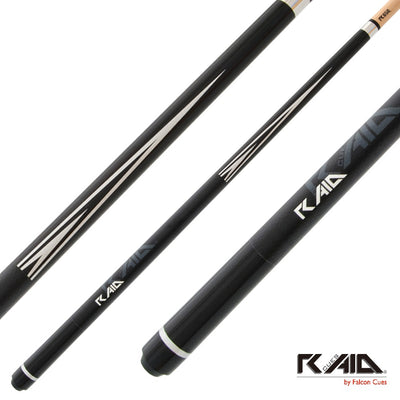 Raid Cues Colorz H CH-02 Black - Thailand Cue Sports