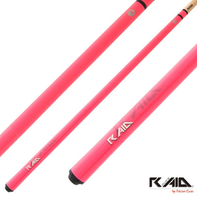 Raid Cues Colorz S CS-04 Pink - Thailand Cue Sports