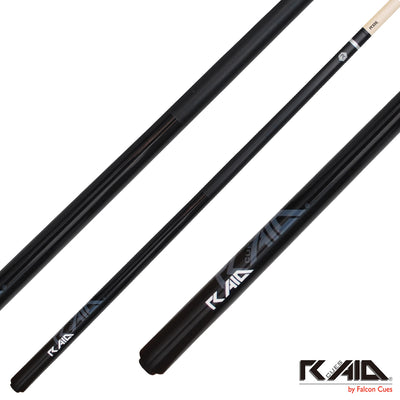 Raid Cues Colorz S CS-02 Black - Thailand Cue Sports