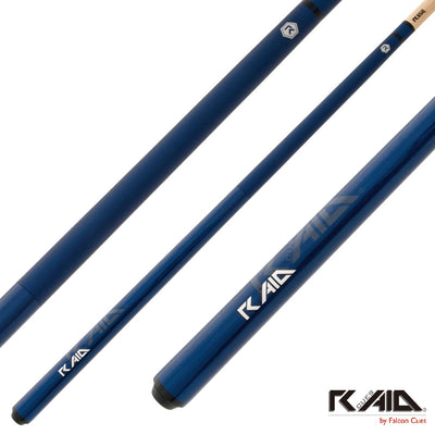 Raid Cues Colorz S CS03 - Blue - Thailand Cue Sports