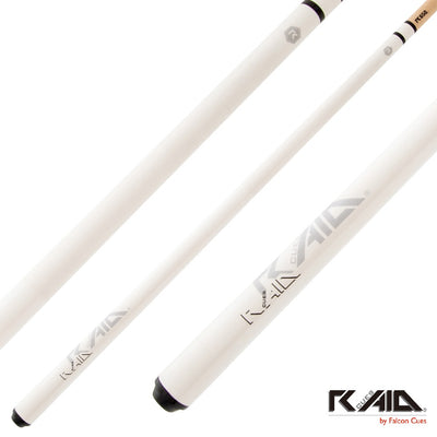 Raid Cues Colorz S CS-01 White - Thailand Cue Sports