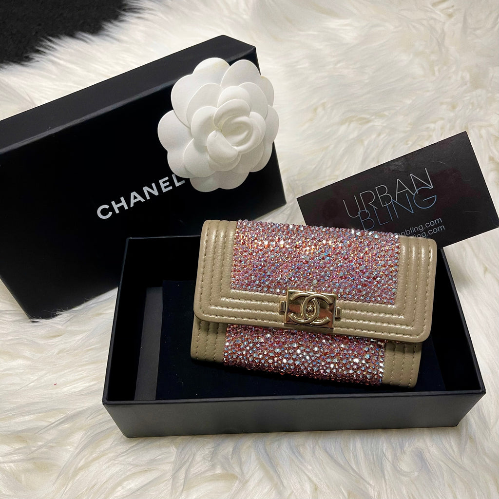 Chanel Boy Coin Holder