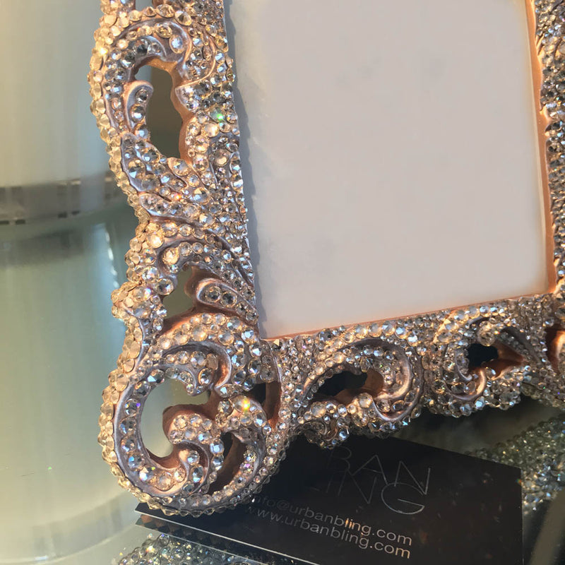 Drippin in Glitz Frame