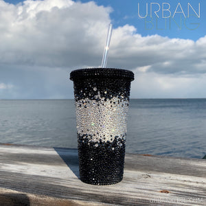 33. 19 oz Stainless Steel Tumbler Strass
