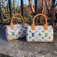 Swarovski Louis Vuitton Mini Speedy Mint