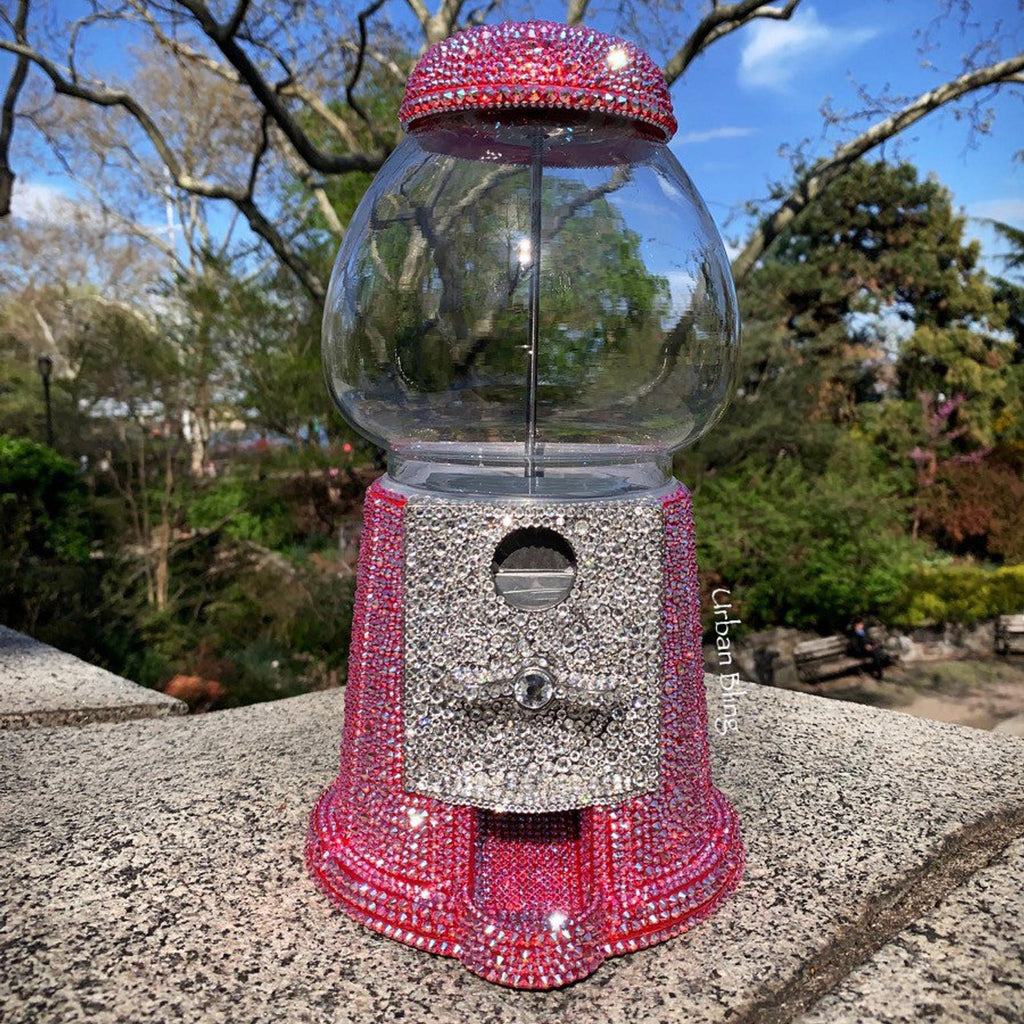 Swarovski Vintage Old Fashion Gumball Machine