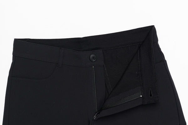 The Pants by åäö in color Tech Black, detail view of the fabric