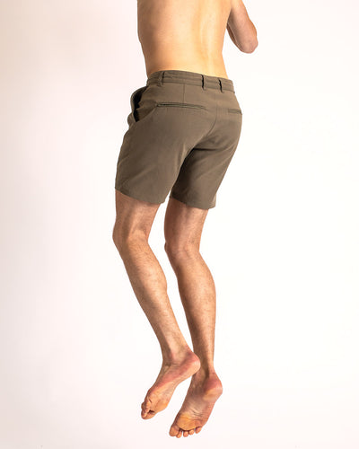 The Shorts in Dusty Desert Khaki