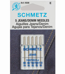 Schmetz Denim Needles 1782