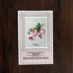 silk ribbon embroidery kit