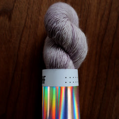 Hedgehog Fibres Skinny Single Ghost