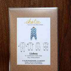 Ikatee - Lisboa Playsuit