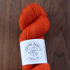 Chasing Rabbits SW Merino Wool Tiger Lily