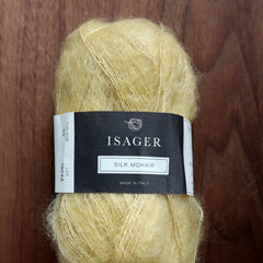 Isager Silk Mohair Color 59