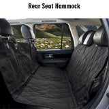 Rear Seat Car Hammock & Seat Cover