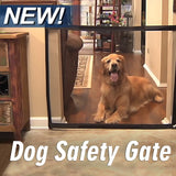 Dog Safety Gate
