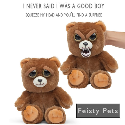 Feisty Pets Teddy Bear