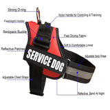 Service Dog Harness with Handle
