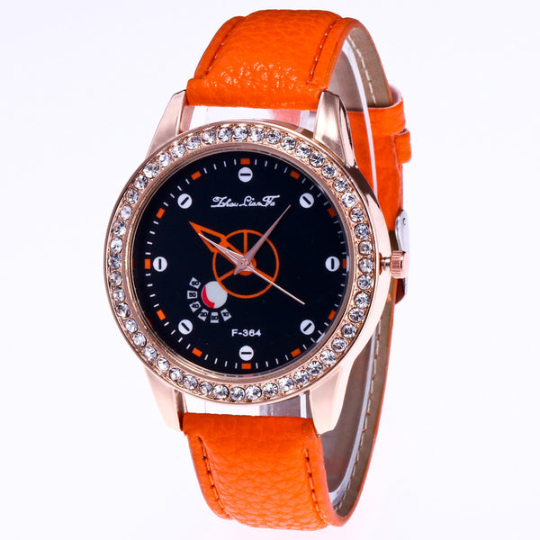 Watch Strap Wrist Watch Unisex - 33Blue