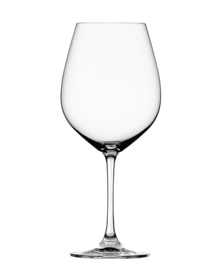 Salute Burgundy Glasses - 4 pack
