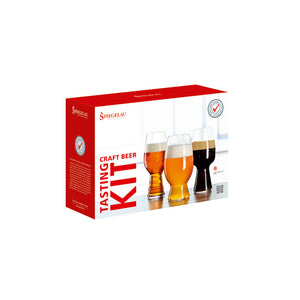 Craft Beer Tasting Kit - 3 glasses