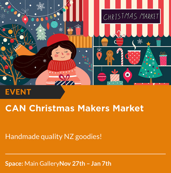 CAN Christmas Makers Market