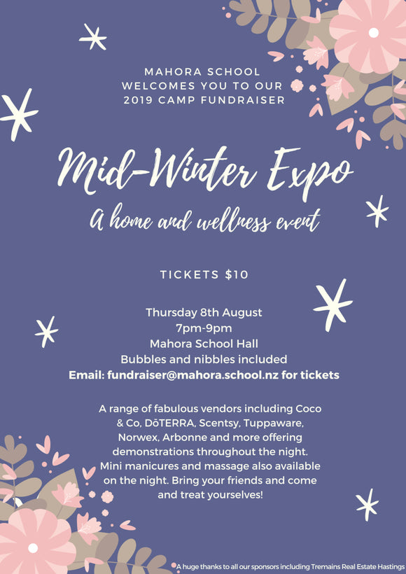 Mid-Winter Expo + Wash With Sweets