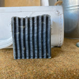 Activated Charcoal & Tea Tree Soap ~ Rustic Range