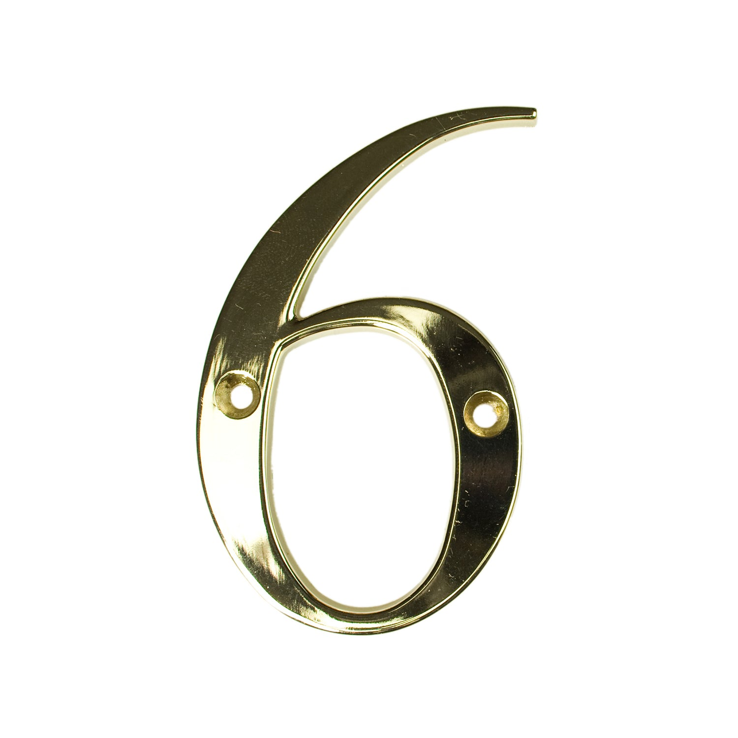 Fab & Fix Door Numerals (6/9 | Hardex Gold)