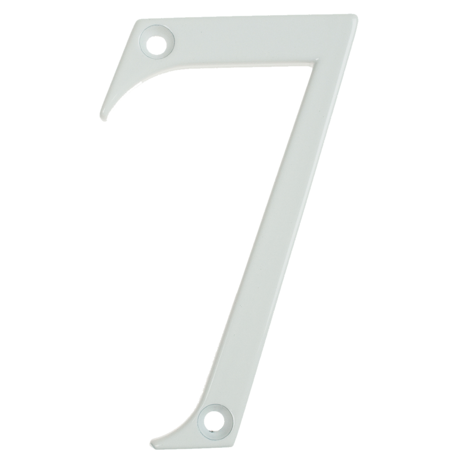 Fab & Fix Door Numerals (7 | White)