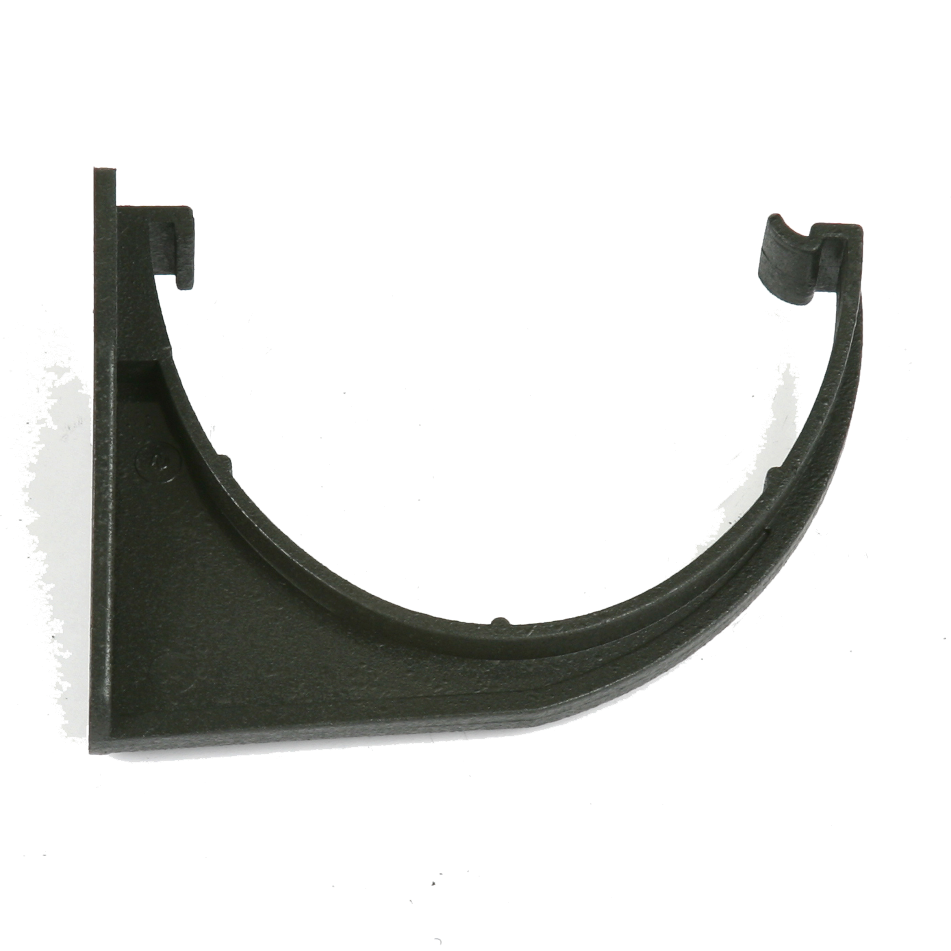 Deep Round Fascia Bracket (Cast Iron Effect) - Horizon Plastics Online