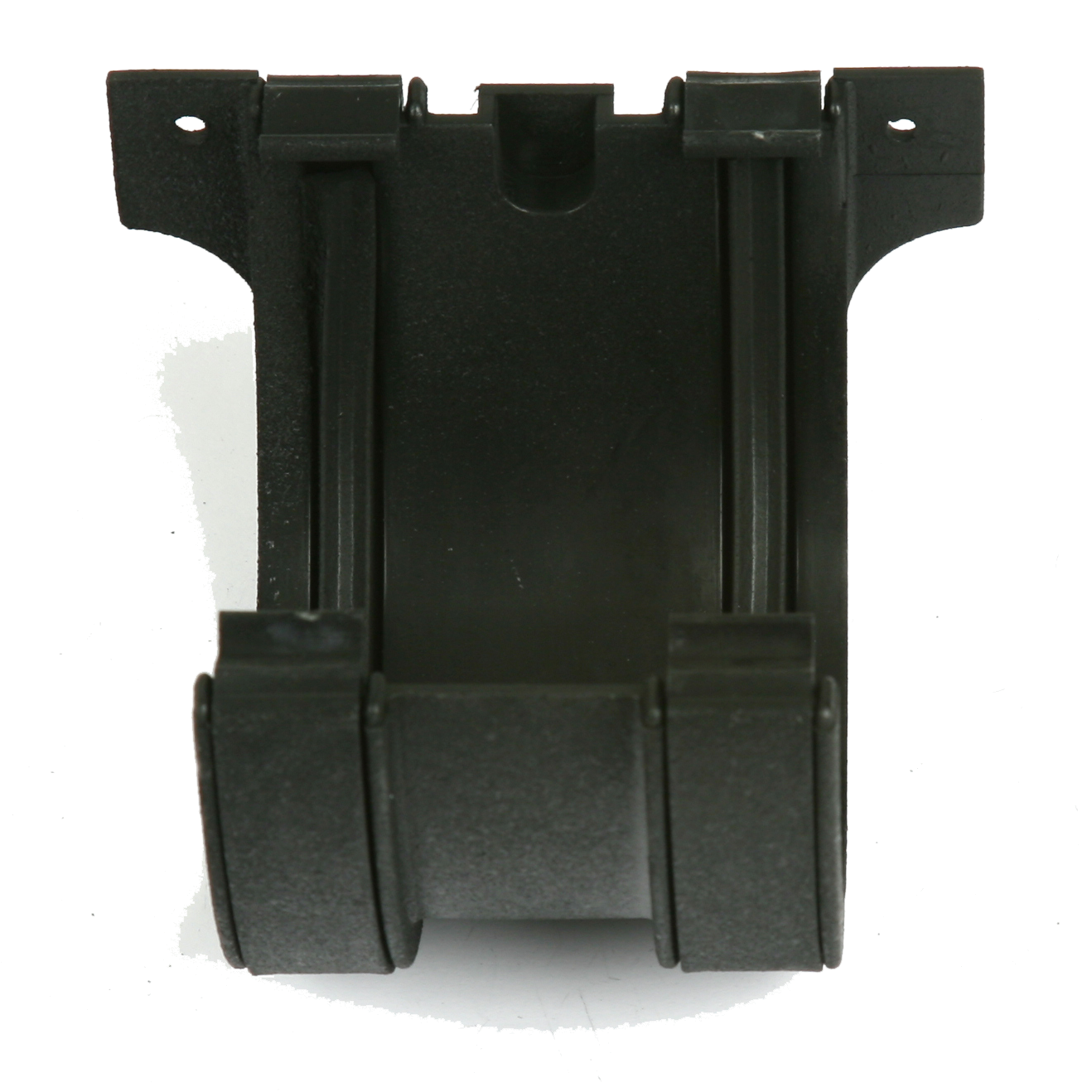 Deep Round Union Bracket (Cast Iron Effect) - Horizon Plastics Online