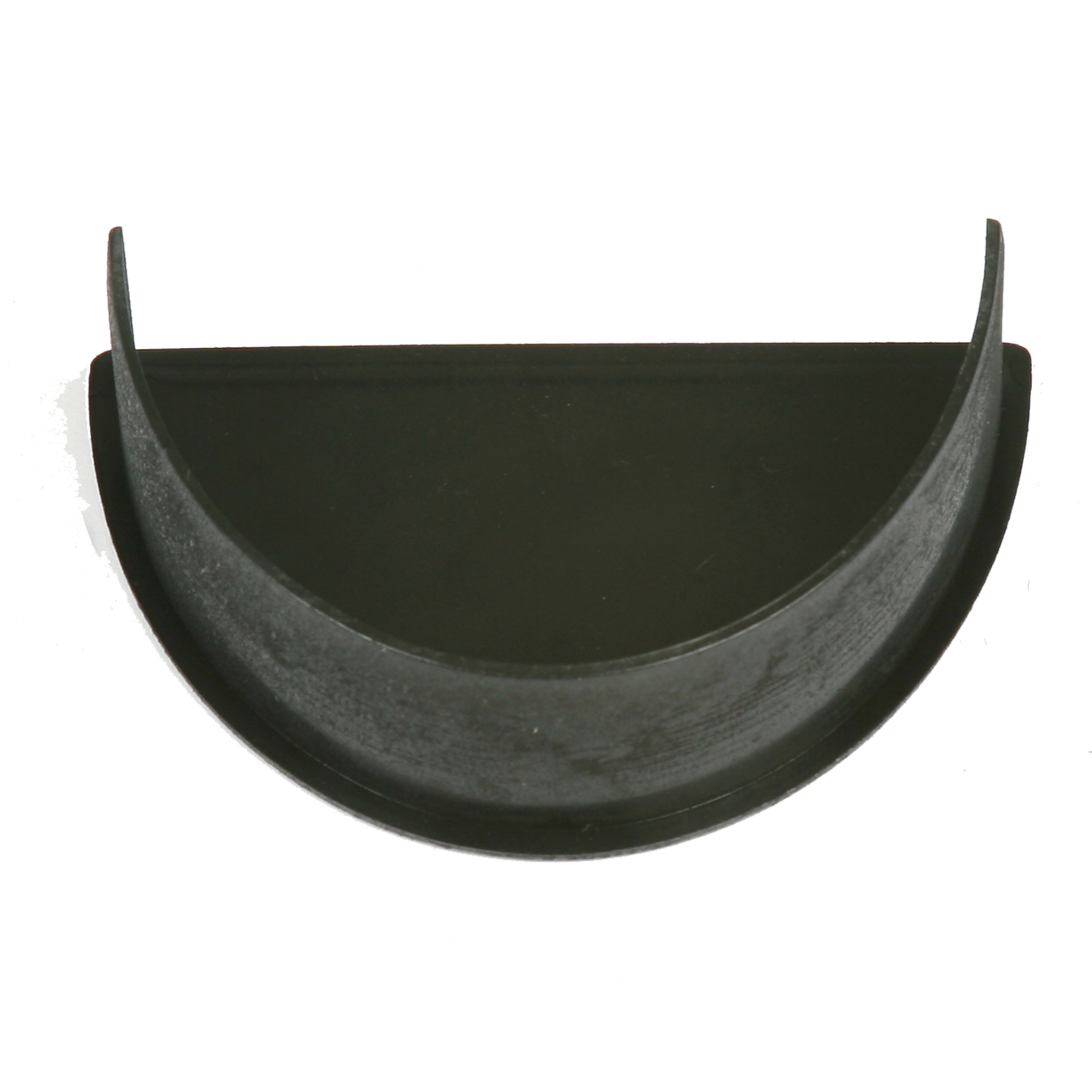 Deep Round Internal Stopend (Cast Iron Effect) - Horizon Plastics Online