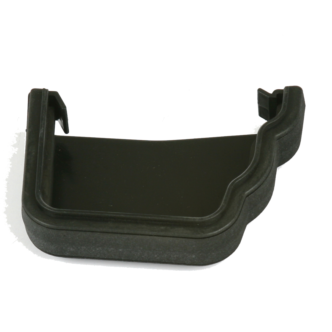 Prostyle Right Hand External Stopend (Cast Iron Effect) - Horizon Plastics Online