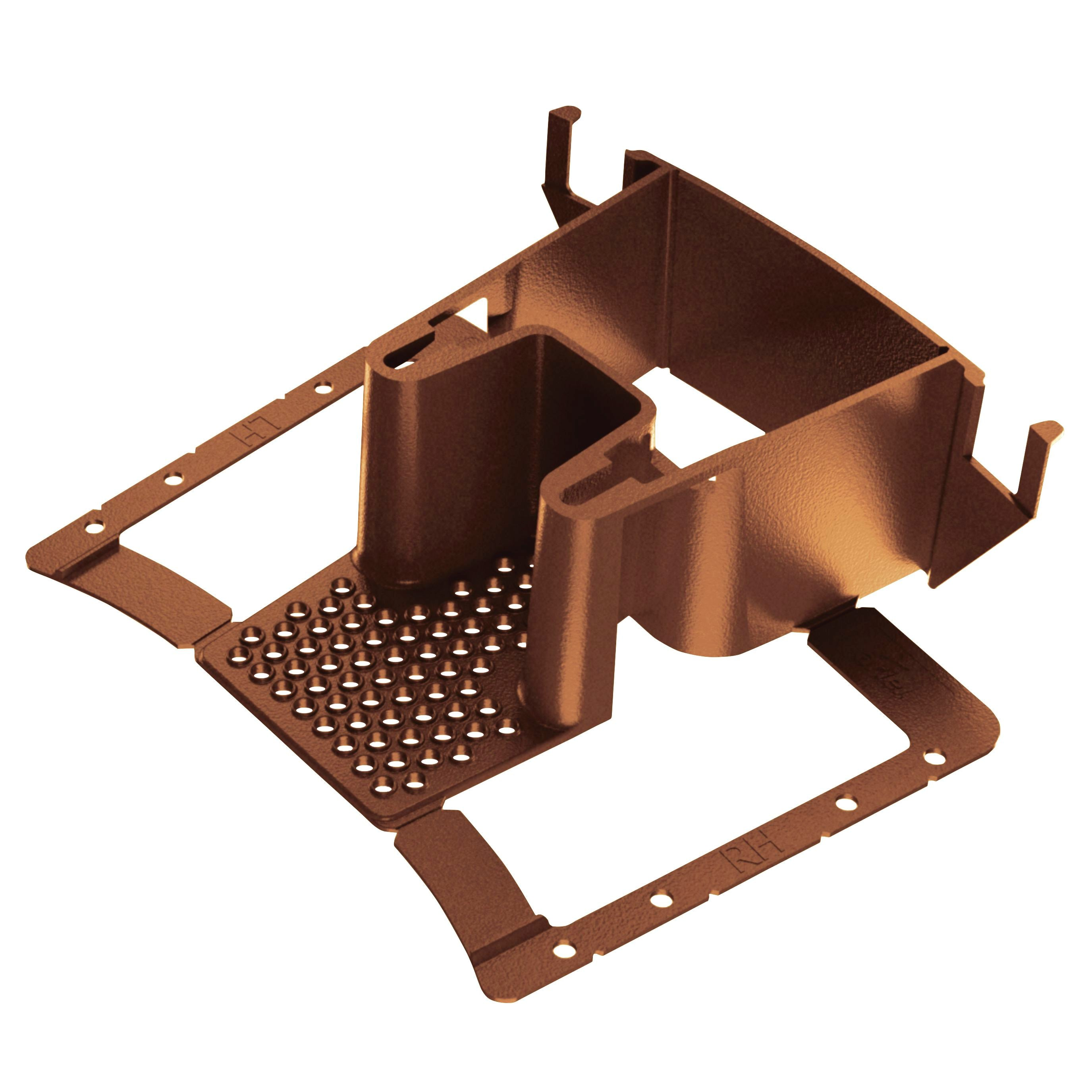 Starter Piece (Brown) - Horizon Plastics Online