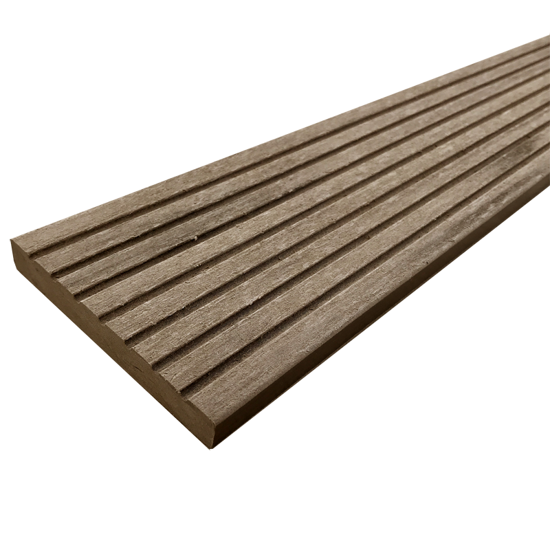 Weatherdek Trim (3600mm | 2pcs | Aged Oak) - Horizon Plastics Online