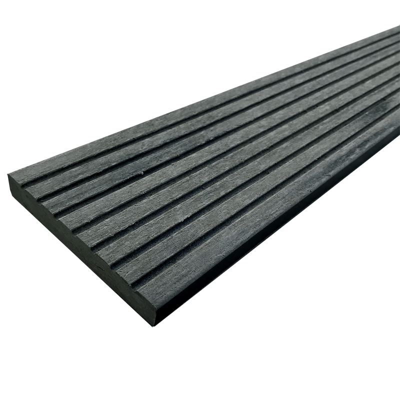 Weatherdek Trim (3600mm | 2pcs | Charcoal) - Horizon Plastics Online