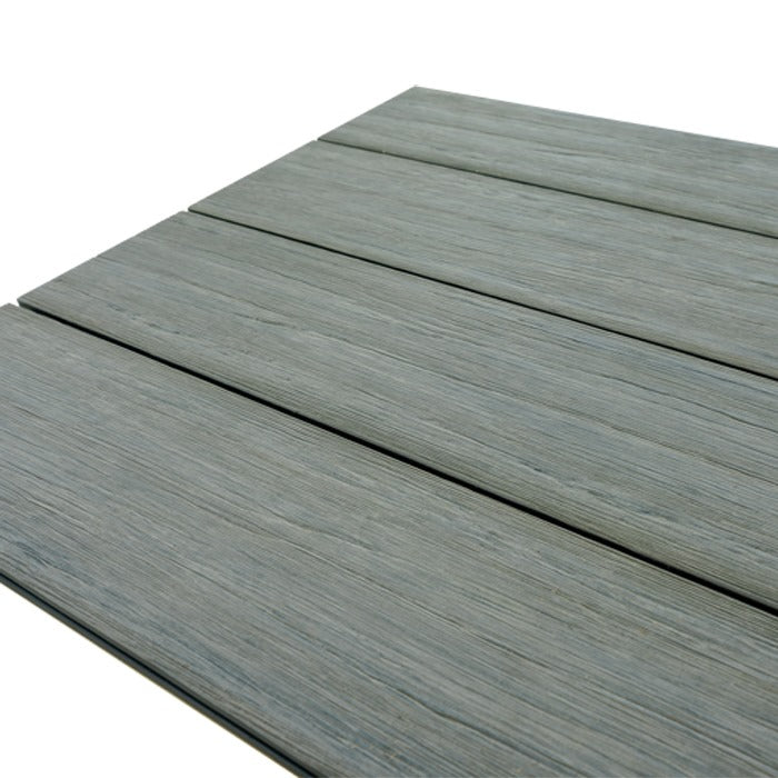 Weatherdek Board (142 x 22 x 3600mm | Grey) - Horizon Plastics Online