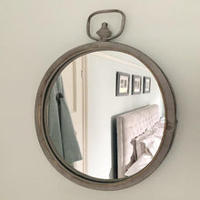 Load image into Gallery viewer, Oval Mirror - Grey