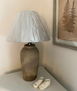 Stone Table Lamp With Shade - www.proven-salle.com