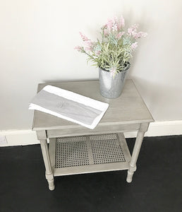 Side Table - Dark Grey - www.proven-salle.com