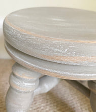 Load image into Gallery viewer, Pair of Milking Stools - Taupe