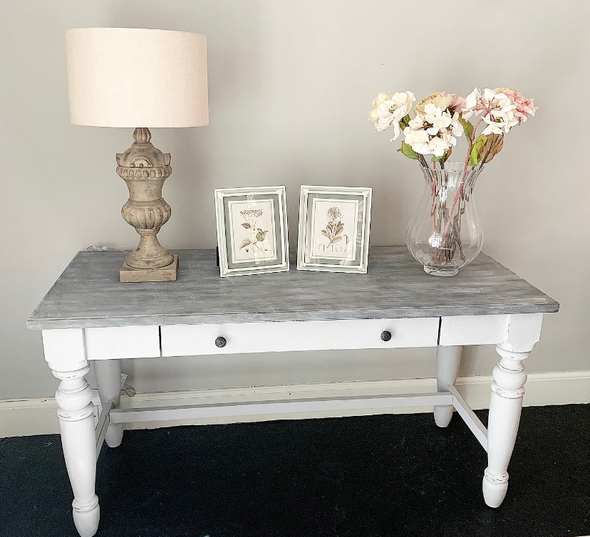 Console Table - Grey - www.proven-salle.com