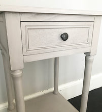 Load image into Gallery viewer, Bedside Table - Soft Grey