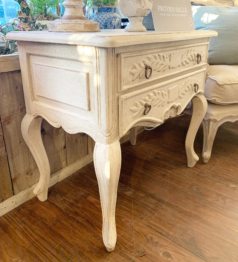Two-Drawer Console Table - www.proven-salle.com