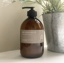 Load image into Gallery viewer, Lime, Bergamot and Thyme Luxury Hand Lotion - 500ml