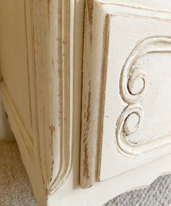 Chest Of Drawers - Country Grey