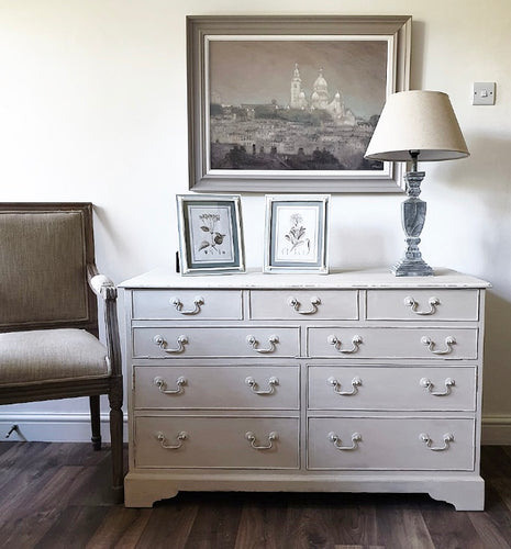 TV Cabinet - Country Grey