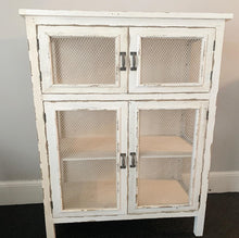 Load image into Gallery viewer, Rustic Cabinet - Off White - www.proven-salle.com